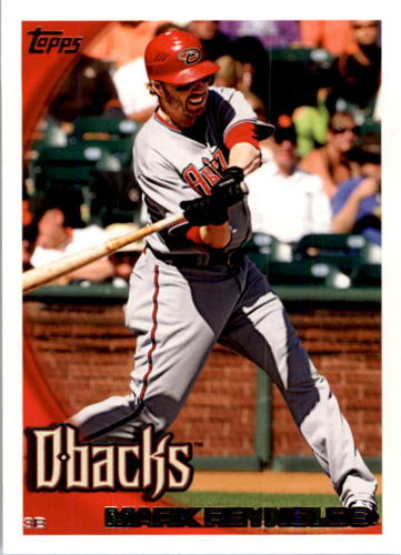 Photo of 2010 Topps #426 Mark Reynolds