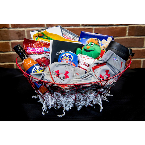 Photo of Red Sox Wives' Hurricane Harvey Basket Auction: Andrew Benintendi Basket