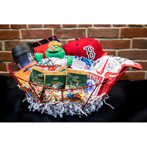 Photo of Red Sox Wives' Hurricane Harvey Basket Auction: Mookie Betts Basket
