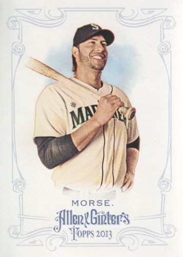 Photo of 2013 Topps Allen and Ginter #154 Mike Morse