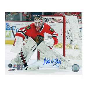 ANTTI NIEMI Signed Chicago Blackhawks 8 X 10 Photo - 70443