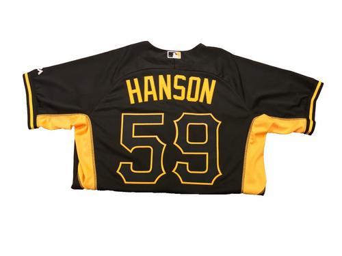 Alen Hanson Team-Issued 2016 Batting Practice Jersey