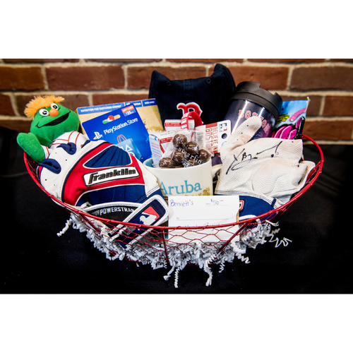 Photo of Red Sox Wives' Hurricane Harvey Basket Auction: Xander Bogaerts Basket