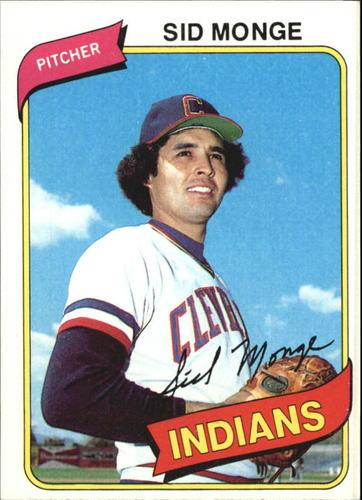 Photo of 1980 Topps #74 Sid Monge