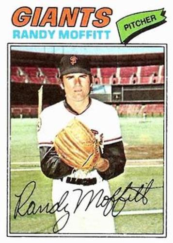 Photo of 1977 Topps #464 Randy Moffitt