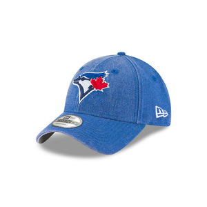 Toronto Blue Jays Rugged Heather Adjustable Cap by New Era