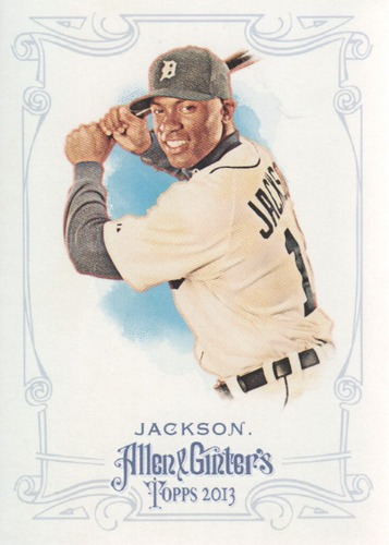 Photo of 2013 Topps Allen and Ginter #155 Austin Jackson