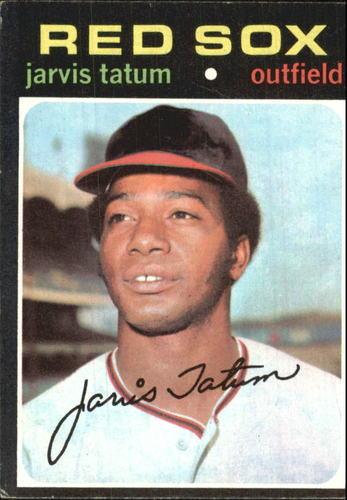 Photo of 1971 Topps #159 Jarvis Tatum