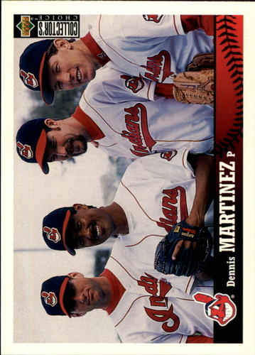 Photo of 1997 Collector's Choice #91 Dennis Martinez