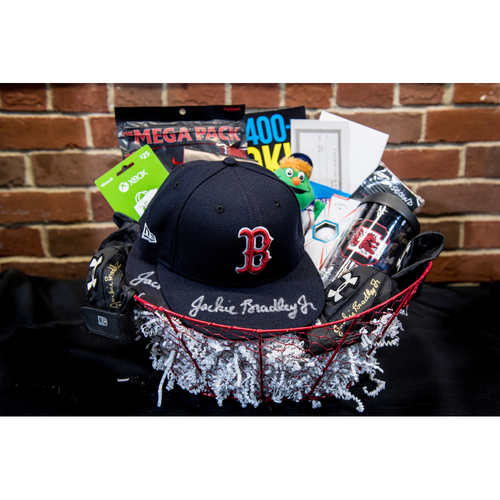 Photo of Red Sox Wives' Hurricane Harvey Basket Auction: Jackie Bradley Jr. Basket
