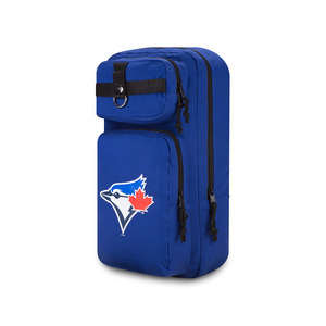 Toronto Blue Jays Canvas Slim Backpack by New Era