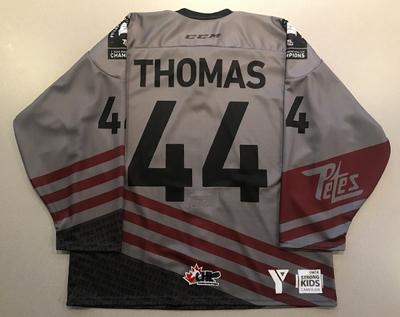Akil Thomas (#44) - '93 Petes Alumni Jersey