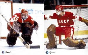 Vladislav Tretiak Soviet Union Hockey Hall Of Fame Collection 8x10 Photos COMBO