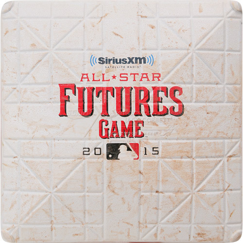 Photo of 2016 All-Star Archive Auction: 2015 Futures Game - 3rd Base, Used 1st-4th Inning
