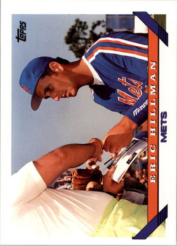 Photo of 1993 Topps #751 Eric Hillman