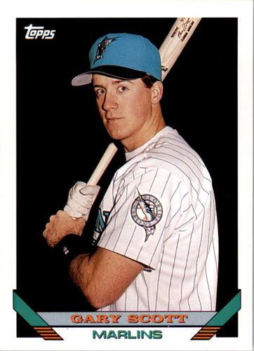 Photo of 1993 Topps #656 Gary Scott