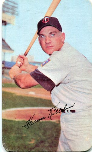Photo of 1971 Topps Super #60 Harmon Killebrew