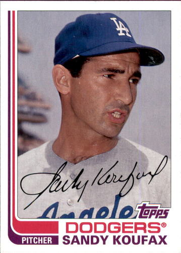 Photo of 2017 Topps Archives #175 Sandy Koufax