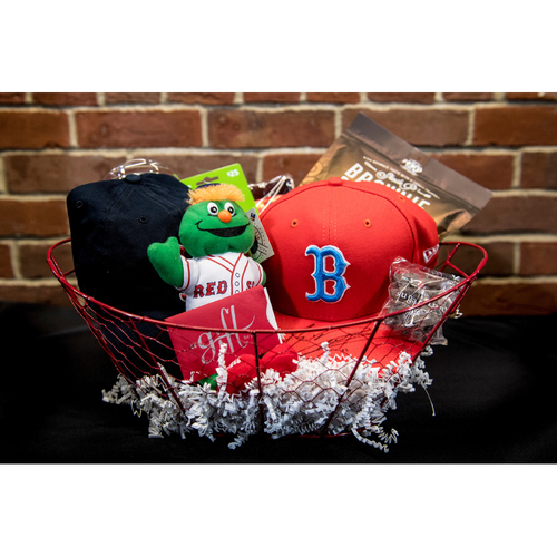 Photo of Red Sox Wives' Hurricane Harvey Basket Auction: Rafael Devers Basket