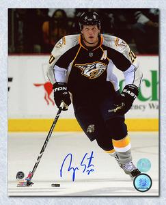 Ryan Suter Nashville Predators Autographed 8x10 Photo *Minnesota Wild*
