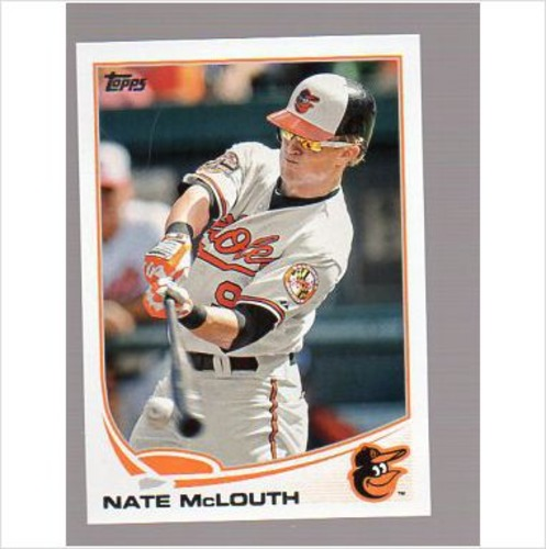 Photo of 2013 Topps #510 Nate McLouth