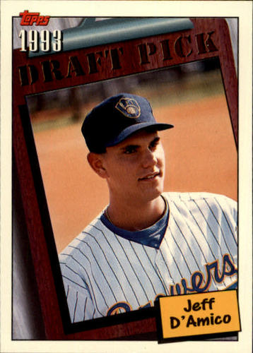 Photo of 1994 Topps #759 Jeff D'Amico RC