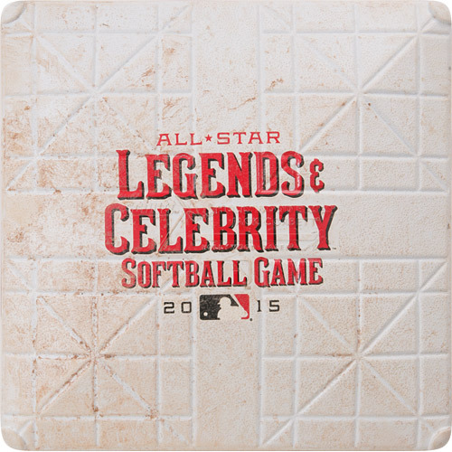 Photo of 2016 All-Star Archive Auction: 2015 Legends and Celebrity Softball Game, 3rd Base