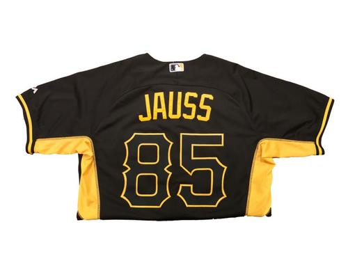 Dave Jauss Team-Issued 2016 Batting Practice Jersey