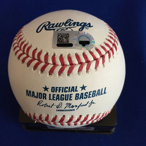 Photo of UMPS CARE AUCTION: Larry Bowa Signed Baseball