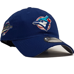 Toronto Blue Jays '92 World Series Side Patch Adjustable Cap by New Era