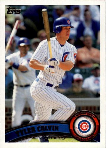 Photo of 2011 Topps #256 Tyler Colvin