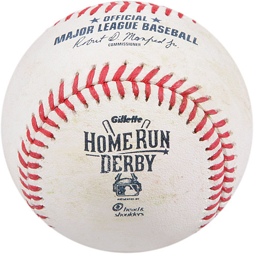 Photo of 2016 All-Star Archive Auction: 2015 Home Run Derby - Albert Pujols, 2nd Round, Out