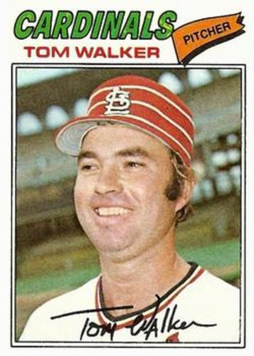 Photo of 1977 Topps #652 Tom Walker