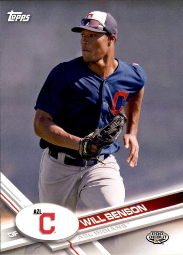 Photo of 2017 Topps Pro Debut #48 Will Benson