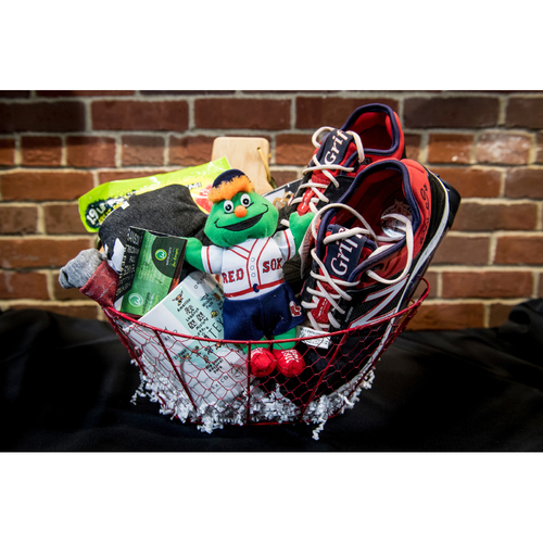 Photo of Red Sox Wives' Hurricane Harvey Basket Auction: Brock Holt Basket