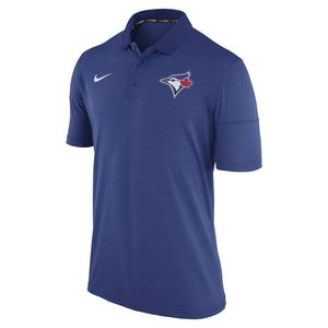 Toronto Blue Jays Dri-Fit Golf Polo Royal by Nike