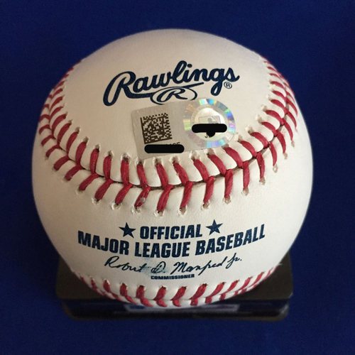 Photo of UMPS CARE AUCTION: Jason Kipnis Signed Baseball