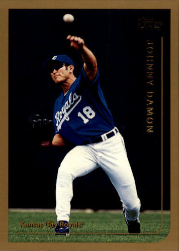 Photo of 1999 Topps #45 Johnny Damon