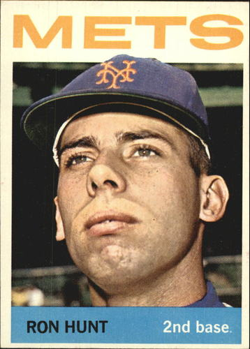 Photo of 1964 Topps #235 Ron Hunt
