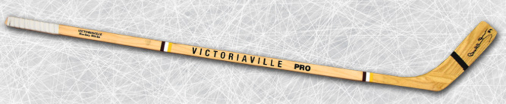 BOBBY ORR Victoriaville-Pro Autographed Hockey Stick: GNR COA