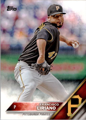 Photo of 2016 Topps #138 Francisco Liriano