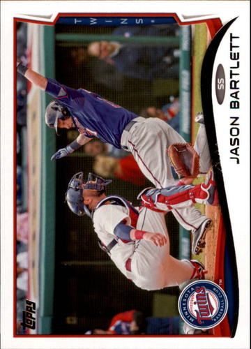 Photo of 2014 Topps Update #US125 Jason Bartlett