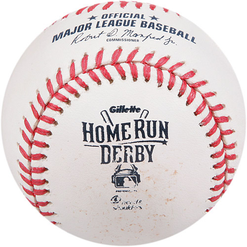 Photo of 2016 All-Star Archive Auction: 2015 Home Run Derby - Anthony Rizzo, Round 1, Out