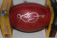 NFL - TITANS KEVIN DODD SIGNED AUTHENTIC FOOTBALL