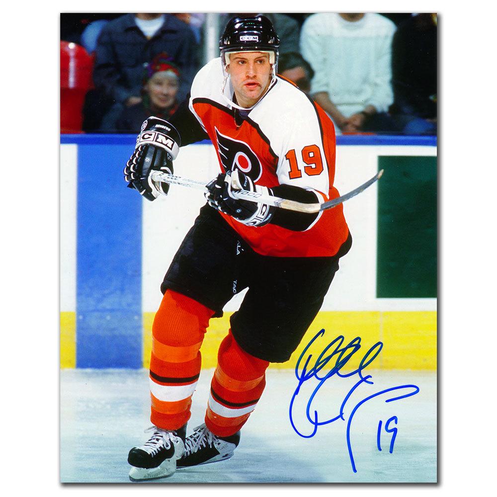 Mikael Renberg Philadelphia Flyers RUSH Autographed 8x10