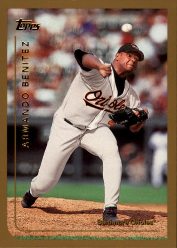 Photo of 1999 Topps #46 Armando Benitez