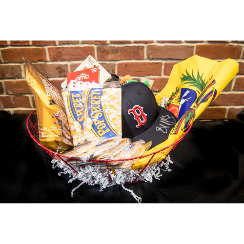 Photo of Red Sox Wives' Hurricane Harvey Basket Auction: Sandy Leon Basket