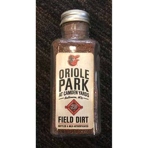 Dirt Jar: Game-Used
