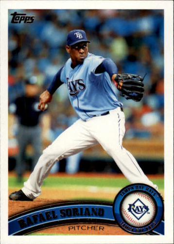 Photo of 2011 Topps #258 Rafael Soriano