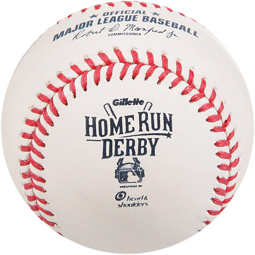 Photo of 2016 All-Star Archive Auction: 2015 Home Run Derby - Manny Machado, Round 1, Out